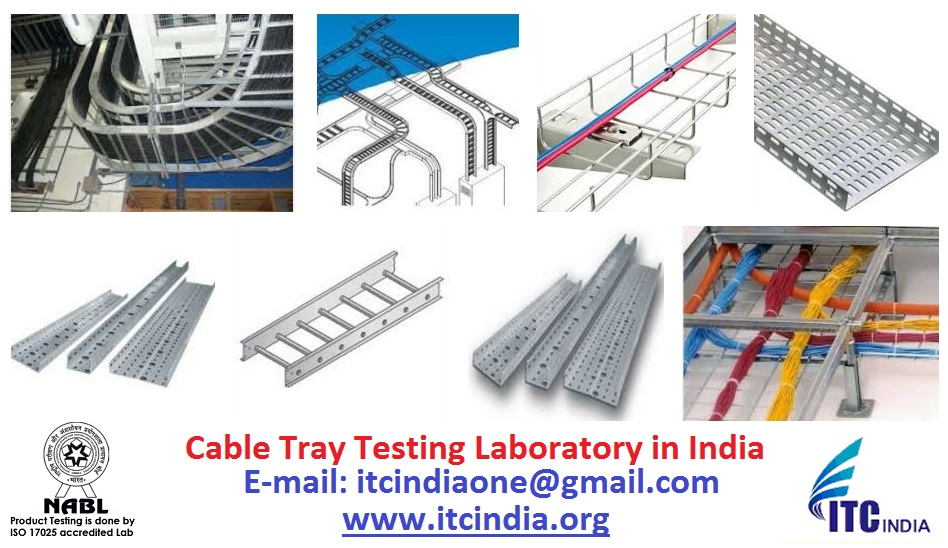 Cable Tray Testing laboratory