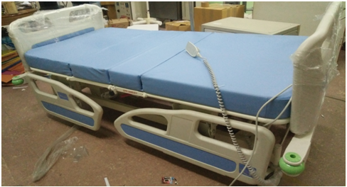 Medical Bed Testing Lab