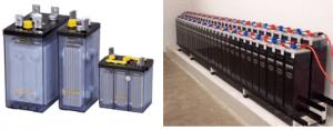 Stationary Lead Acid Battery