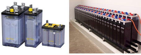 Stationary Lead Acid Battery
