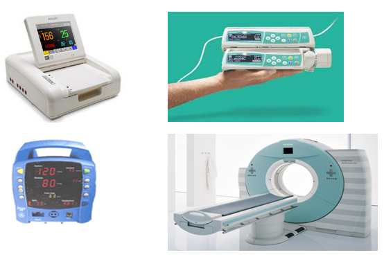 medical devices - IEC 60601 testing