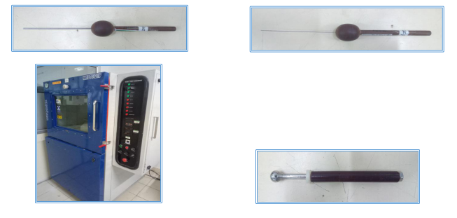 Equipments Used for IP Testing (Solid)