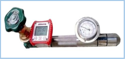 Equipments Used for IP Testing(Water)