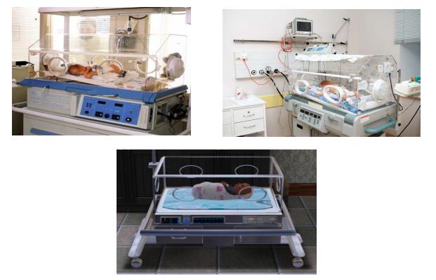 Major tests in IEC 60601-2-19